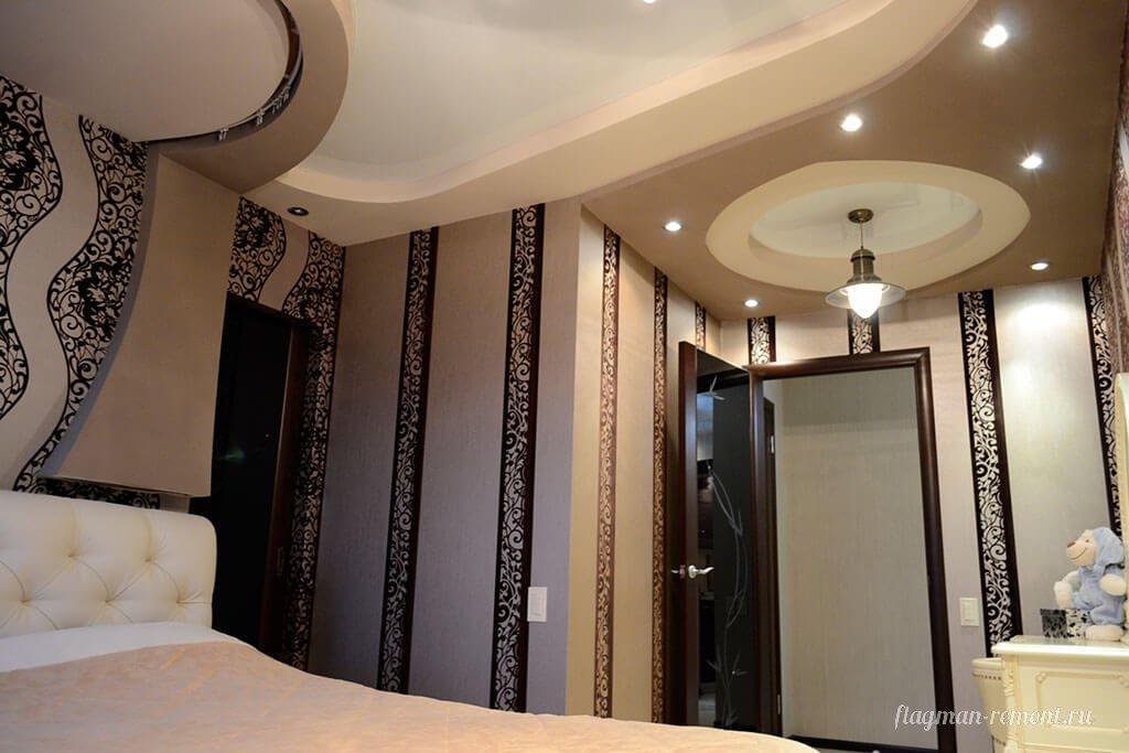 Дизайнерский ремонт квартир